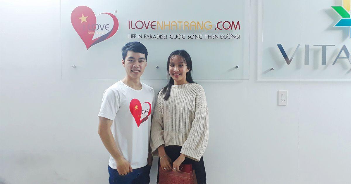 I Love Nha Trang Su Kien Noel 2017