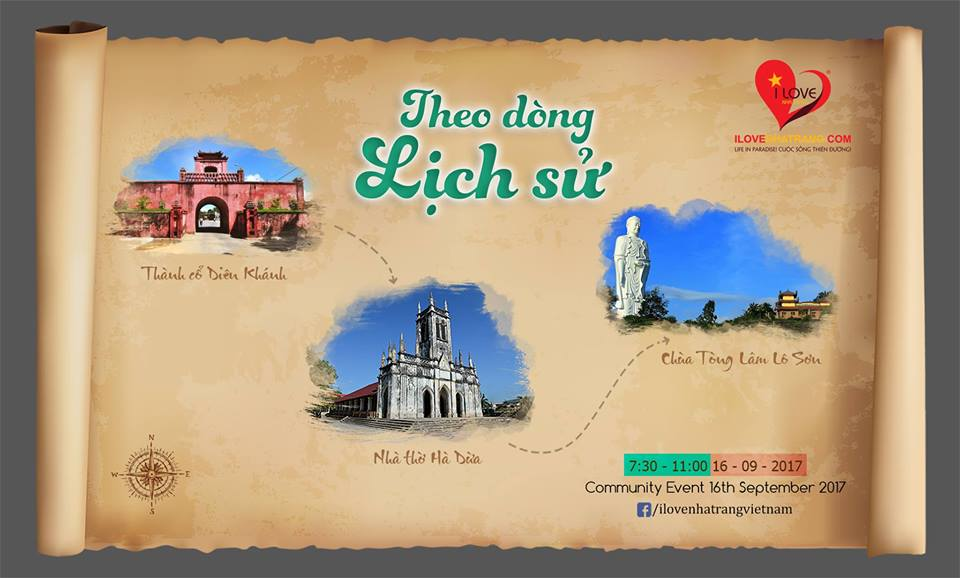 I Love Nha Trang According To The History Line 16 September 2017