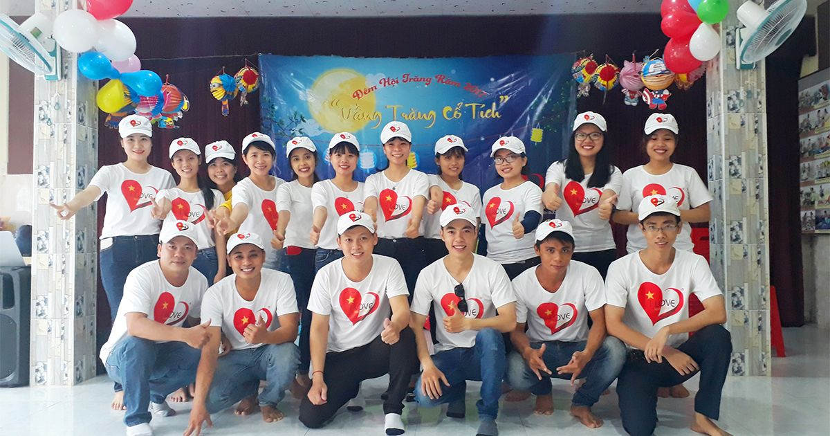 I Love Nha Trang Su Kien Trung Thu 2017